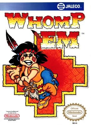 Whomp 'Em Cover Art