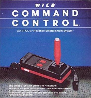 Wico Command Control Cover Art