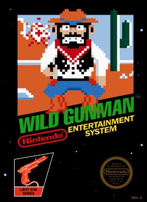Wild Gunman Cover Art