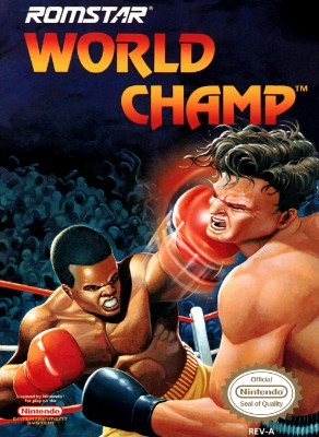 World Champ Cover Art