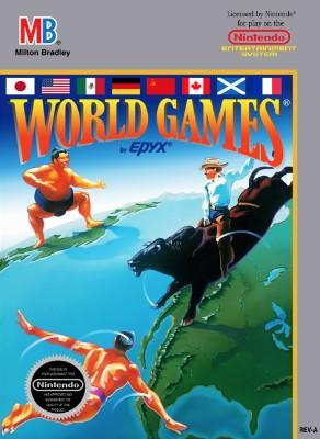 World Games Cover Art