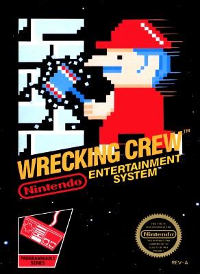 Wrecking Crew Cover Art
