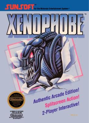 Xenophobe Cover Art