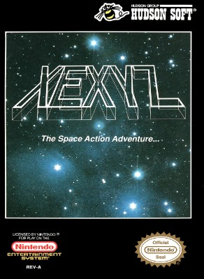 Xexyz Cover Art