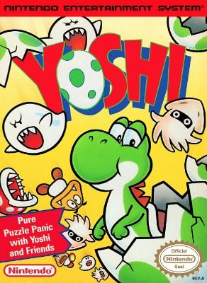 Yoshi Cover Art