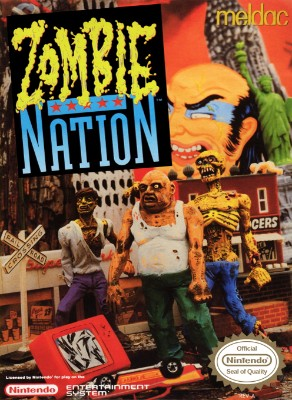 Zombie Nation Cover Art