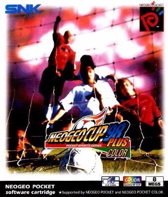 Neo Geo Cup '98 Plus Cover Art