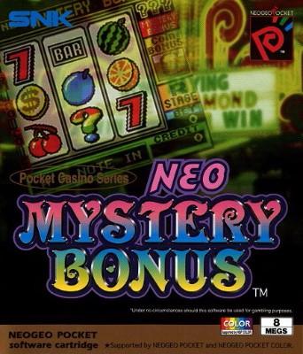 Neo Mystery Bonus Cover Art