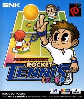 Pocket Tennis Color Cover Art