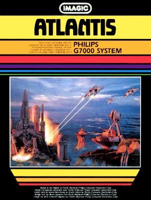 Atlantis Cover Art