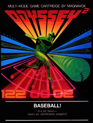 Baseball! Cover Art
