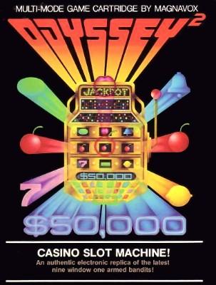 Casino Slot Machine! Cover Art