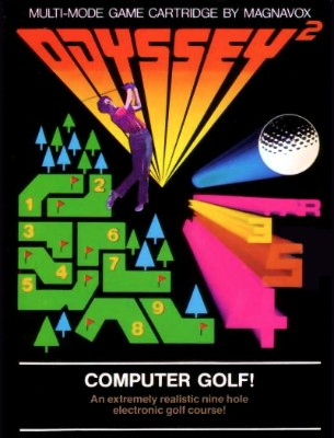 Computer Golf! Cover Art