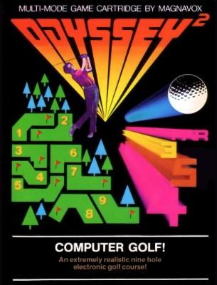 Computer Golf! Cover Art