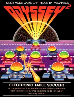 Electronic Table Soccer! Cover Art