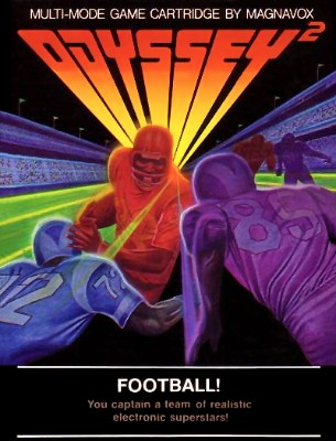 Football! Cover Art