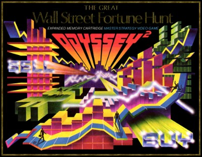 Great Wall Street Fortune Hunt Cover Art