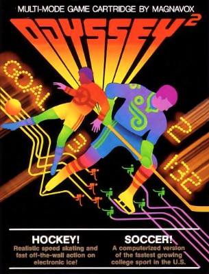 Hockey! / Soccer! Cover Art