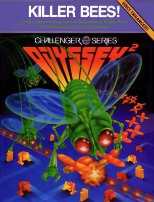 Killer Bees! Cover Art