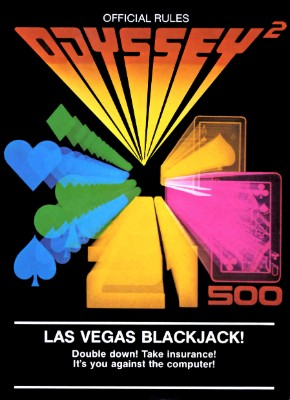 Las Vegas Blackjack! Cover Art