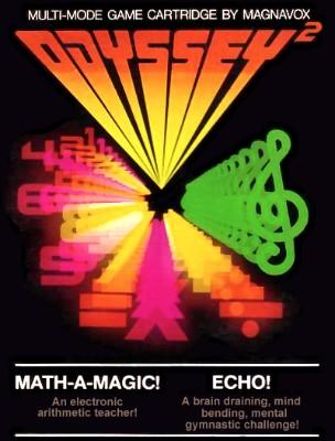 Math-a-Magic! / Echo! Cover Art