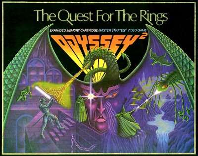 Quest for the Rings Cover Art
