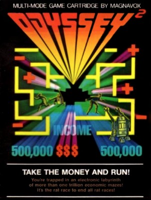 Take the Money and Run! Cover Art