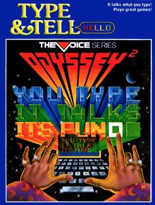 Type & Tell Cover Art