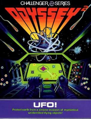 UFO! Cover Art