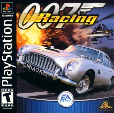 007 Racing Cover Art