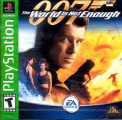 007: The World Is Not Enough [Greatest Hits] Cover Art