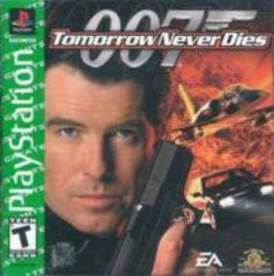 007: Tomorrow Never Dies [Greatest Hits] Cover Art