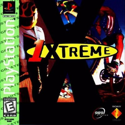 1xtreme Cover Art