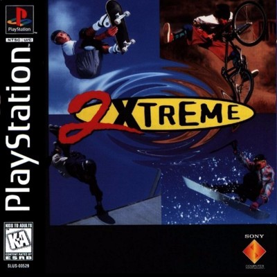2Xtreme Cover Art