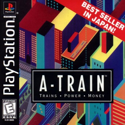 A-Train Cover Art