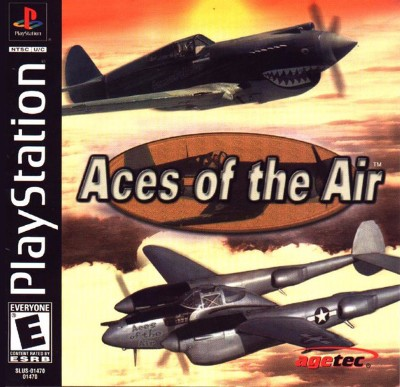 Aces of the Air Cover Art