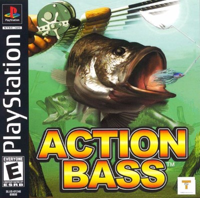Action Bass Cover Art