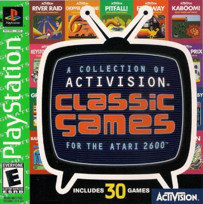 Activision Classics [Greatest Hits] Cover Art