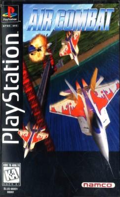 Air Combat [Longbox] Cover Art