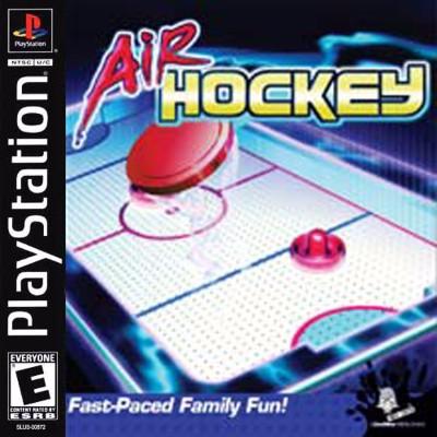 Air Hockey Cover Art