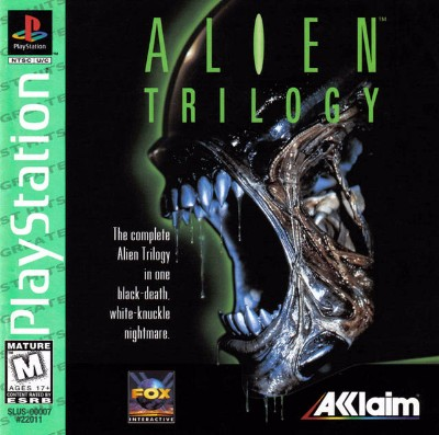 Alien Trilogy [Greatest Hits] Cover Art