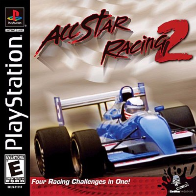 All-Star Racing 2 Cover Art