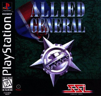 Allied General Cover Art