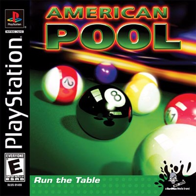 American Pool Cover Art