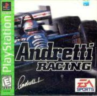 Andretti Racing [Greatest Hits] Cover Art
