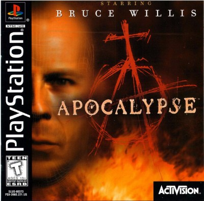 Apocalypse Cover Art