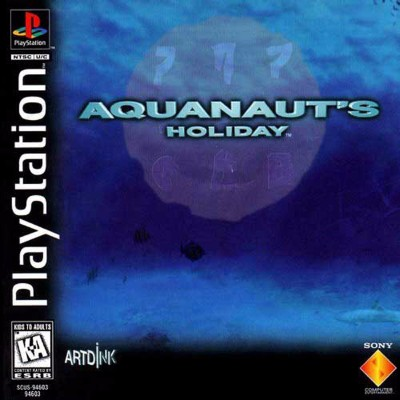 Aquanaut's Holiday Cover Art