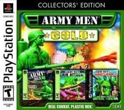 Army Men Gold [Collector's Edition] Cover Art