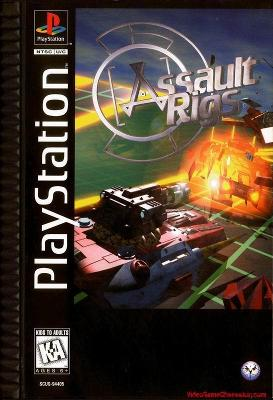 Assault Rigs Cover Art