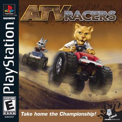 ATV Racers Cover Art
